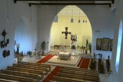 Kirche_St-Laurentius_Hochspeyer_Empore